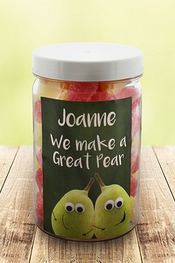Personalised Were Such A Great Pear – Pear Drops