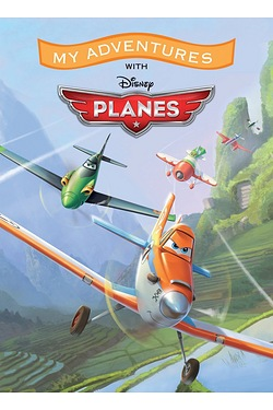 My Adventure Books - Disney Planes