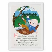 Personalised Poster - Humpty Dumpty