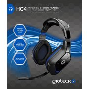 HC4 Wired Stereo Headset