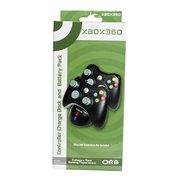 Xbox 360 Twin Charging Dock Black