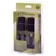 Twin Play & Charge Kit - Black - Xb...