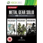 Metal Gear Solid HD Collection - Xb...