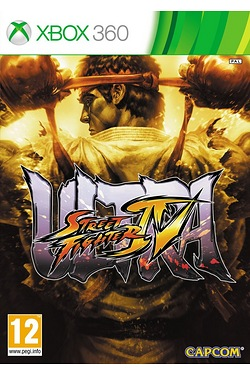 Street Fighter IV Ultra - Xbox 360