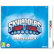 Skylanders Trap Team Starter - 3DS