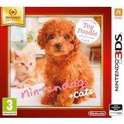 Poodle And Friends Selects - 3DS