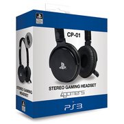 CP01 Gaming Headset Black - PS3