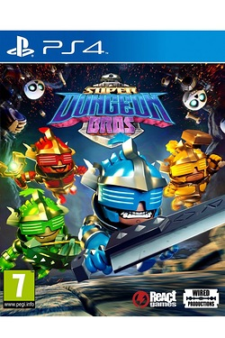 Super Dungeon Bros - PS4 - PS4
