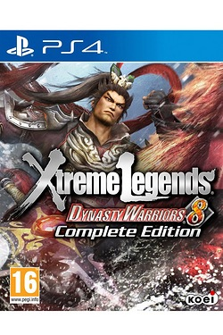 Dynasty Warriors 8 Xtreme Legends -...