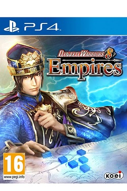 Dynasty Warriors 8 Empires - PS4