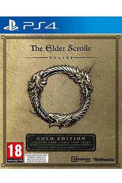 ESO Gold Edition - PS4