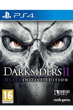 Darksiders 2 Deathinitive Edition -...