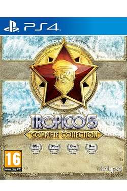 Tropico 5 Complete Collection - PS4