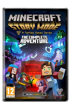 Minecraft Story Mode: The Complete ...