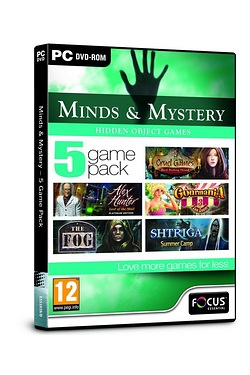 Minds & Mystery - 5 Game Pack - PC