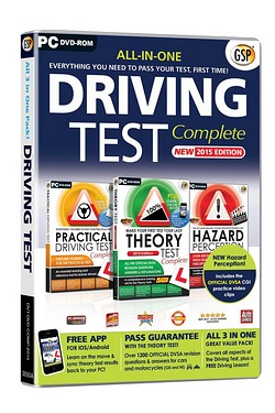 Driving Test Complete 2015 - PC