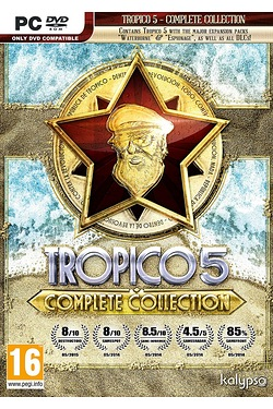 Tropico 5 - Complete Collection  - PC