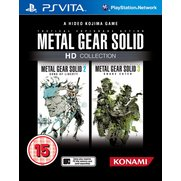 Metal Gear Solid HD Collection - PS...