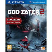 God Eater 2: Rage Burst - Vita