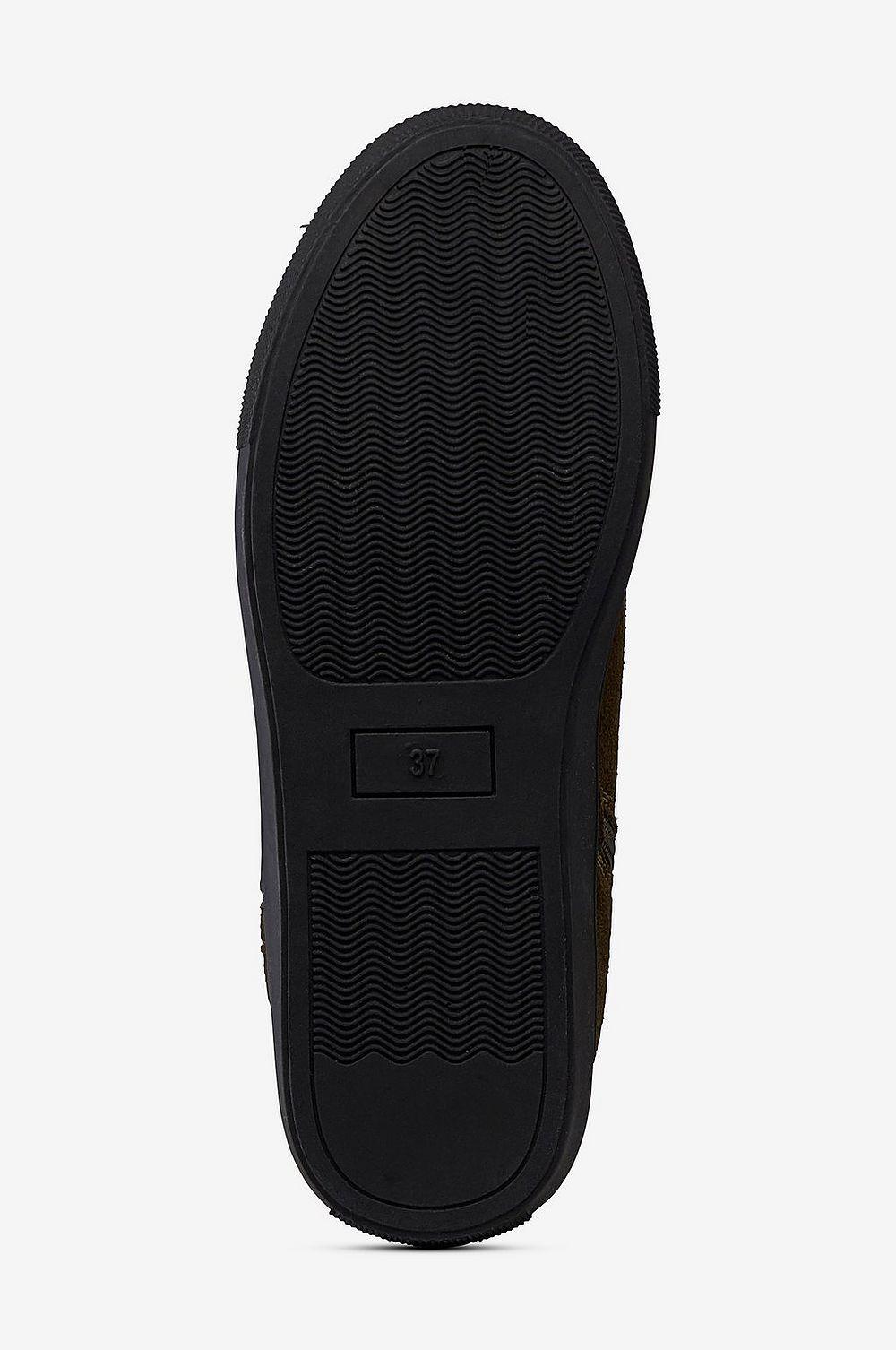 70da55d9107 Duffy Boots med med med varmfoder Grön Dam d7b9e8 - skor ...