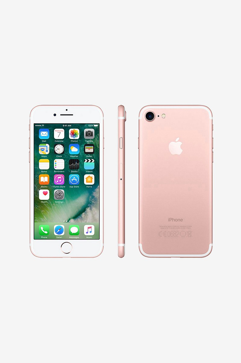 apple iphone 7 32gb rose gold elektronik. Black Bedroom Furniture Sets. Home Design Ideas