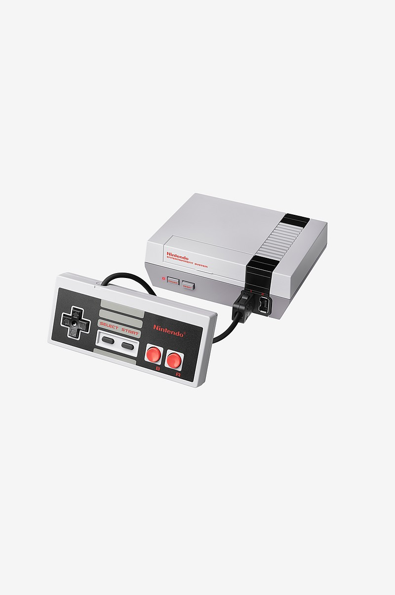 nintendo nintendo nes classic mini edition elektronik. Black Bedroom Furniture Sets. Home Design Ideas