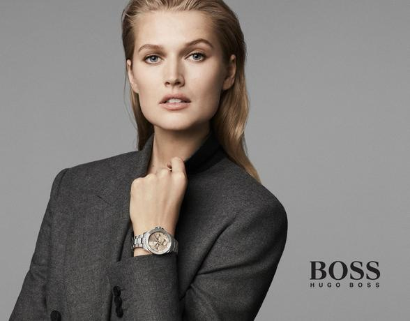 Shop for men's and ladies' watches from Hugo Boss at Ernest Jones this Christmas