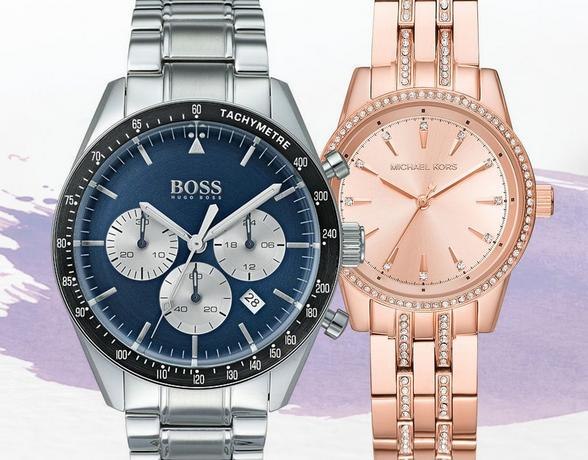 Shop for Fashion Watches from brands such as Michael Kors, Emporio Armani, Fossil, Casio and many more at Ernest Jones this Christmas