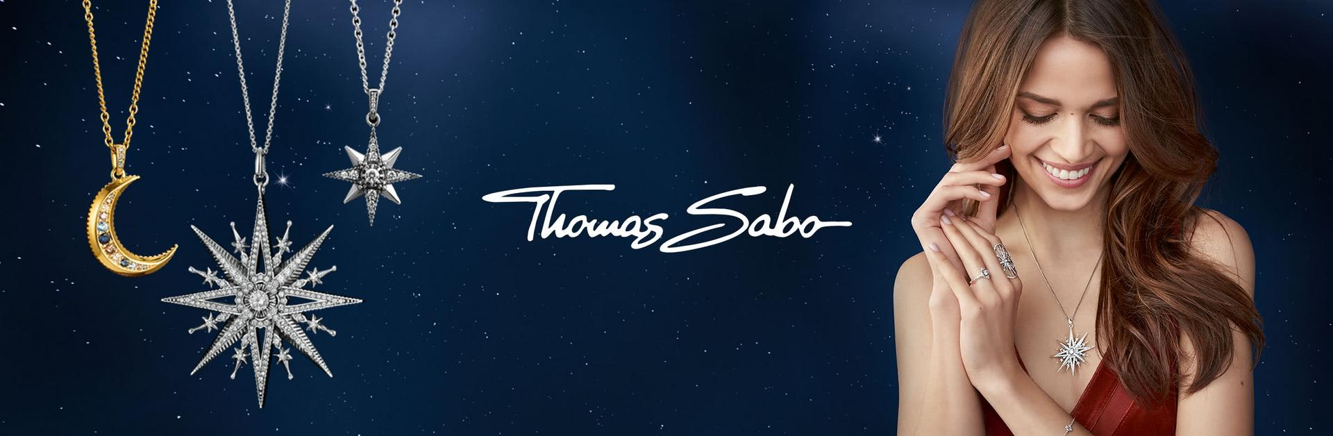 Thomas Sabo Jewellery at Ernest Jones