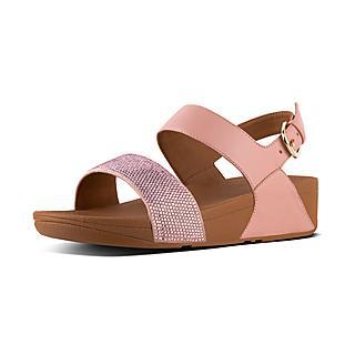 핏플랍 릿지 백 스트랩 샌들 (더스키 핑크) FitFlop RITZY Back-Strap Sandals,Dusky Pink
