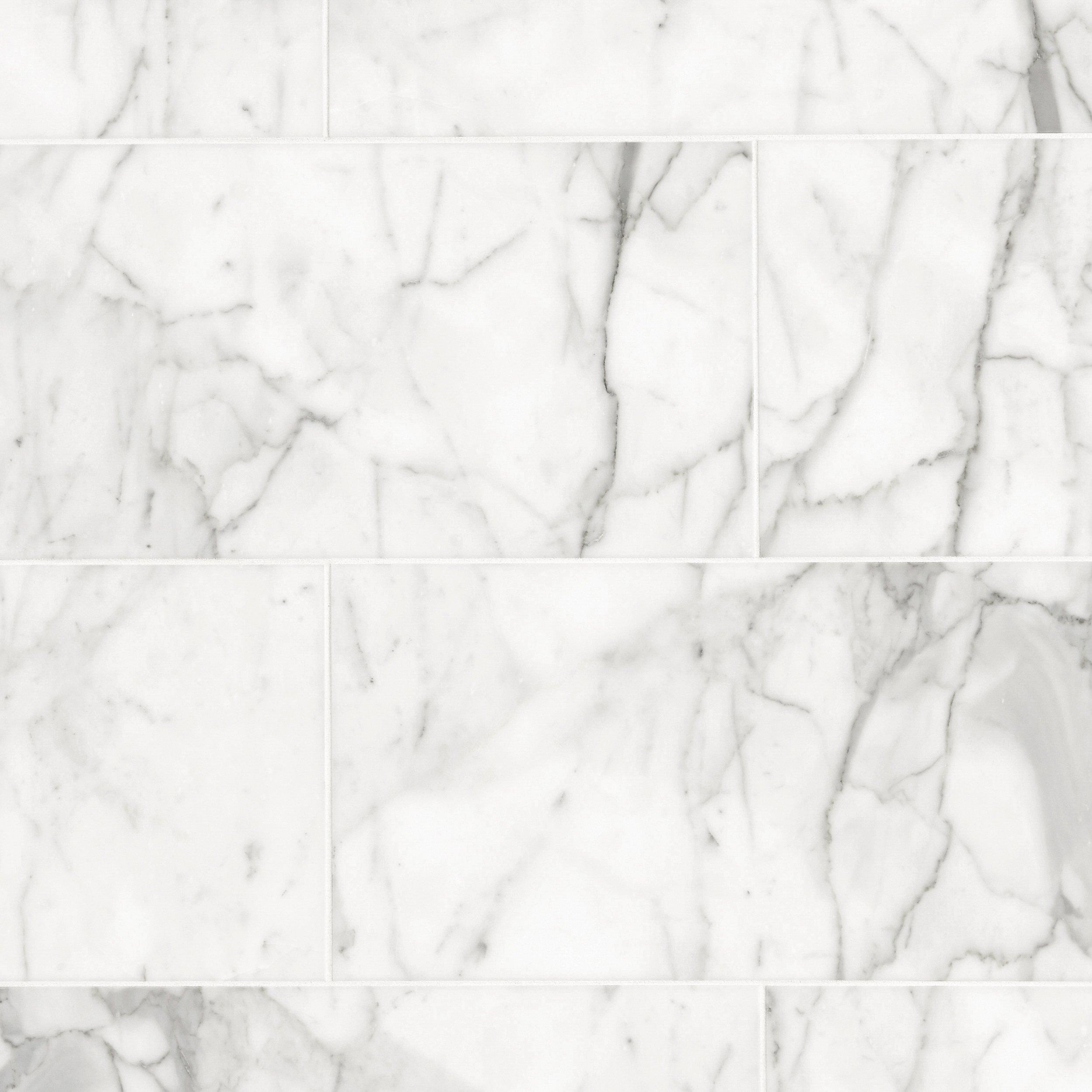 Calacatta Gold Polished Marble Tile 12 X 24 100115971 Floor And Decor