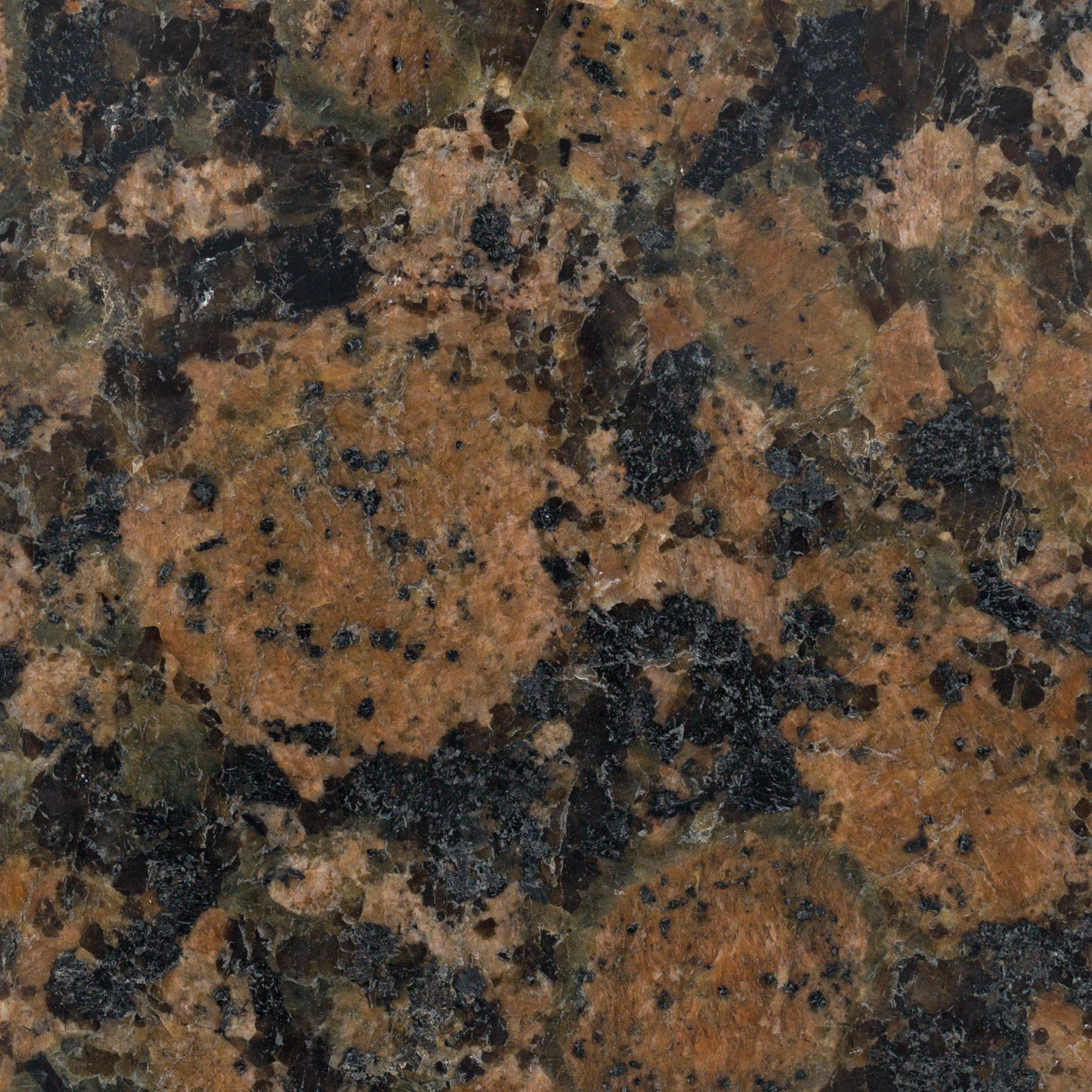 Ready To Install Baltic Brown Granite Slab Includes Backsplash 112 X 26 100224385 Floor And Decor