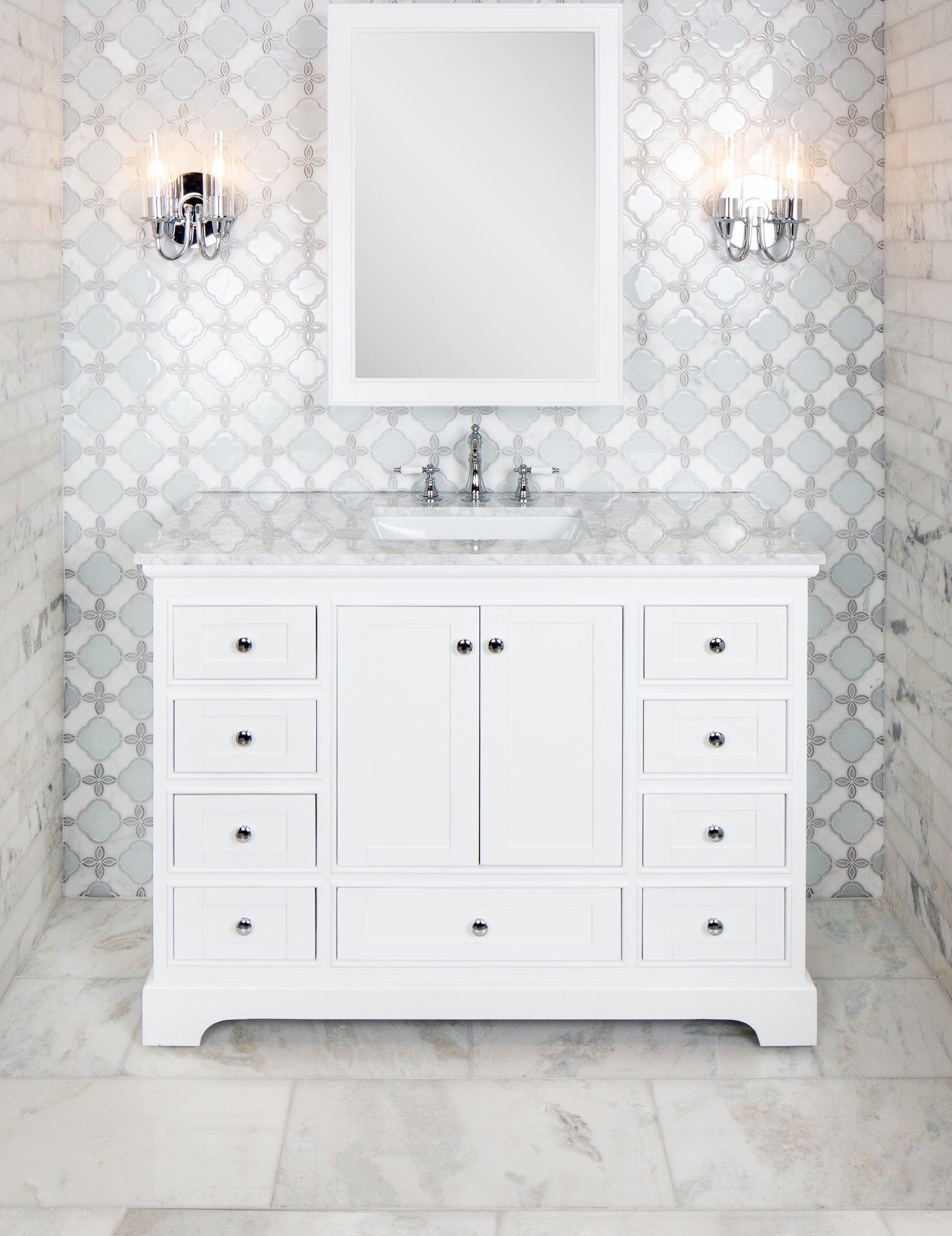 Sahara Carrara Marble Tile 12 X 24 921100673 Floor And Decor