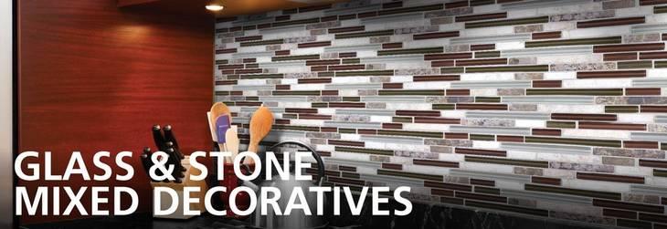 Glass Stone Mix Decoratives