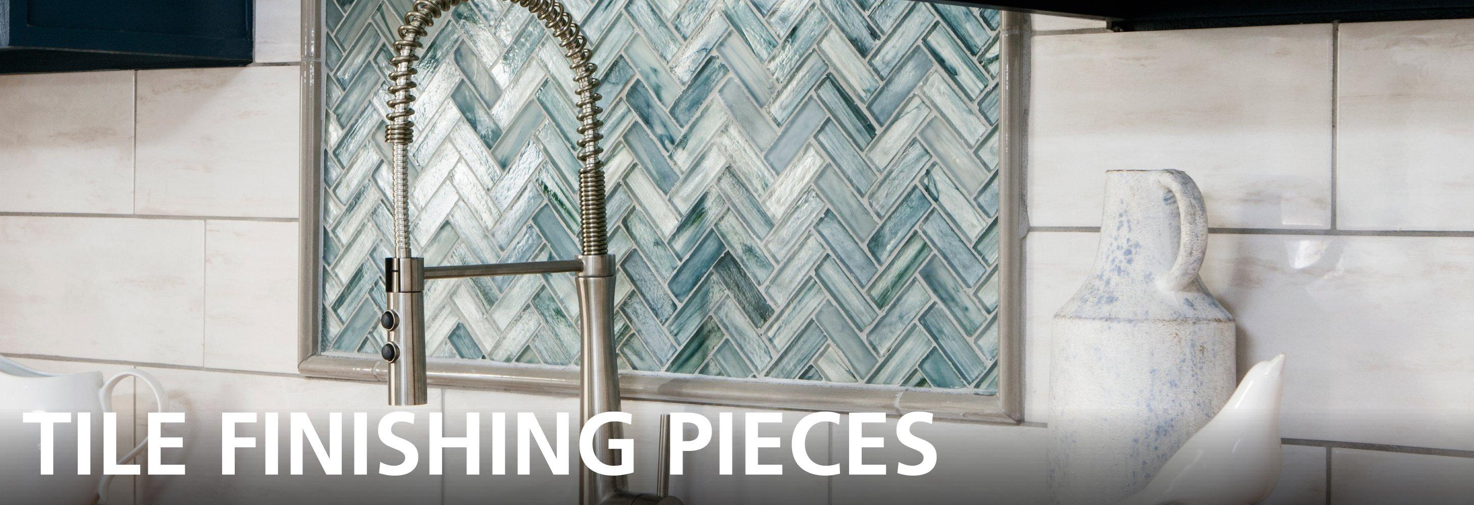 Tile Finishing Pieces