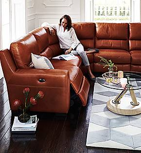 Furniture Village corner sofas