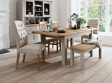 Wooden Kitchen Dining Room Tables And Chairs Set