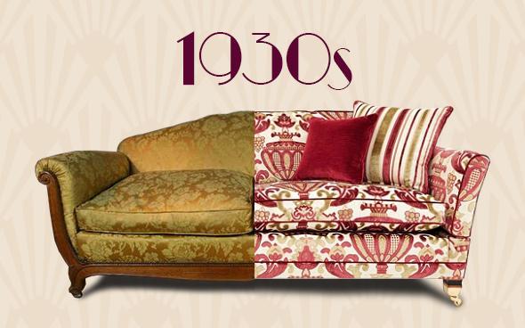 1930s sofa