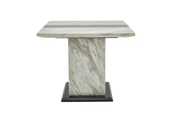Mont Blanc Lamp Table