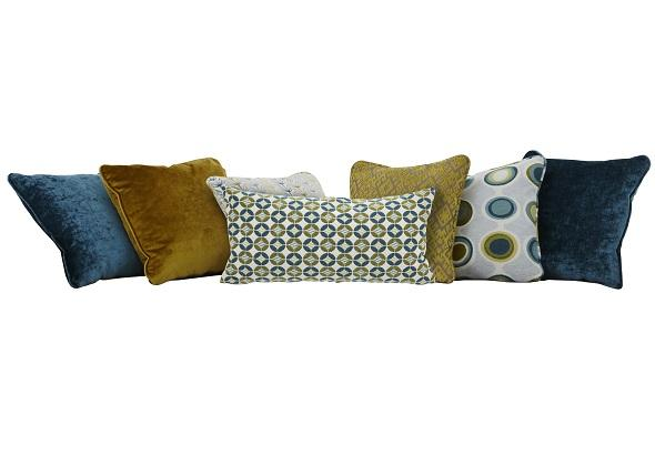 Duo Large Scatter Pack of Cushions