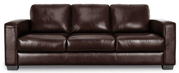 Chocolate dante sofa
