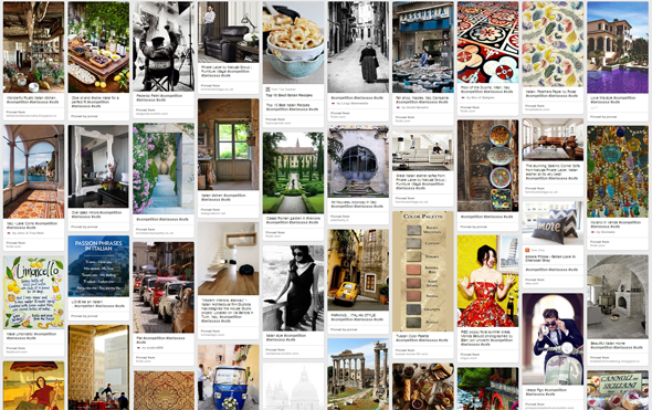 Dawn Fairman's pinterest board