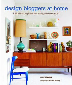 design blogger at home Ellie tennant