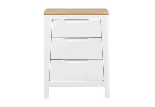 Dixon Bedside Table by Furniture Village