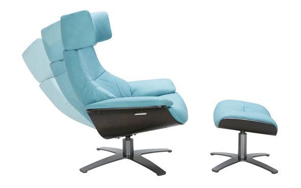 Drifter recliner chair