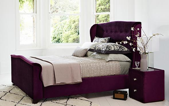 Enya double bed