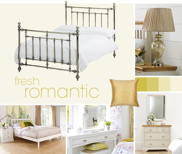 fresh romantic inspiration board