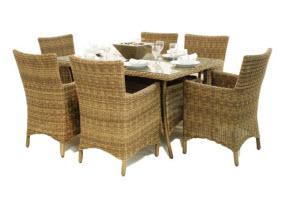 Ascot Square Dining Set