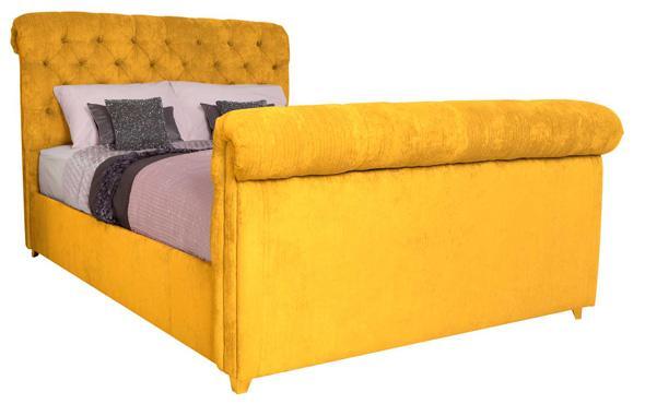 Handmade Bed Co De Vere Double Bedstead