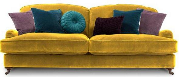 Harlequin 3 seater sofa from Furniture village